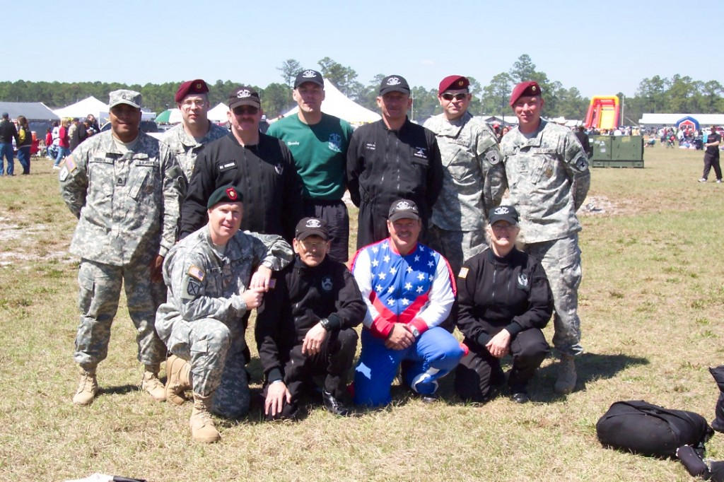 3rd ID homecoming, FT Stewart, GA
