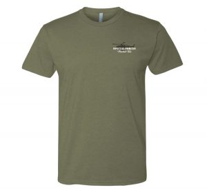 Front shirt logo